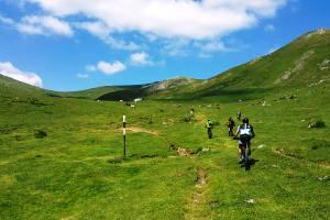 3 days cycling in Bucegi