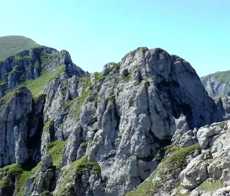 Morarului ridge