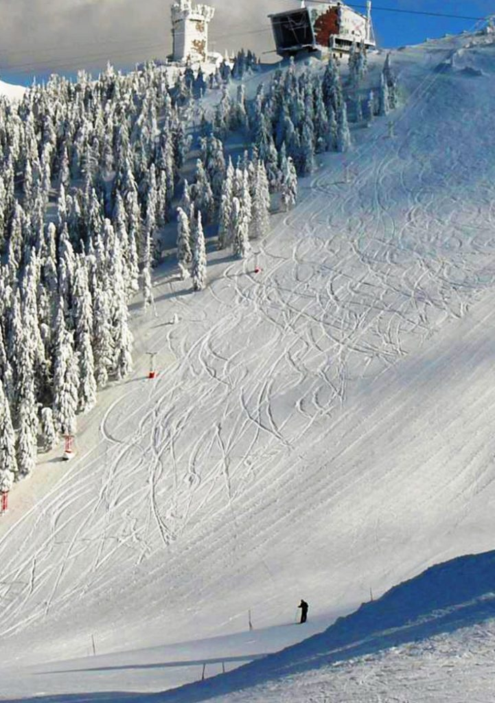 Big slopes