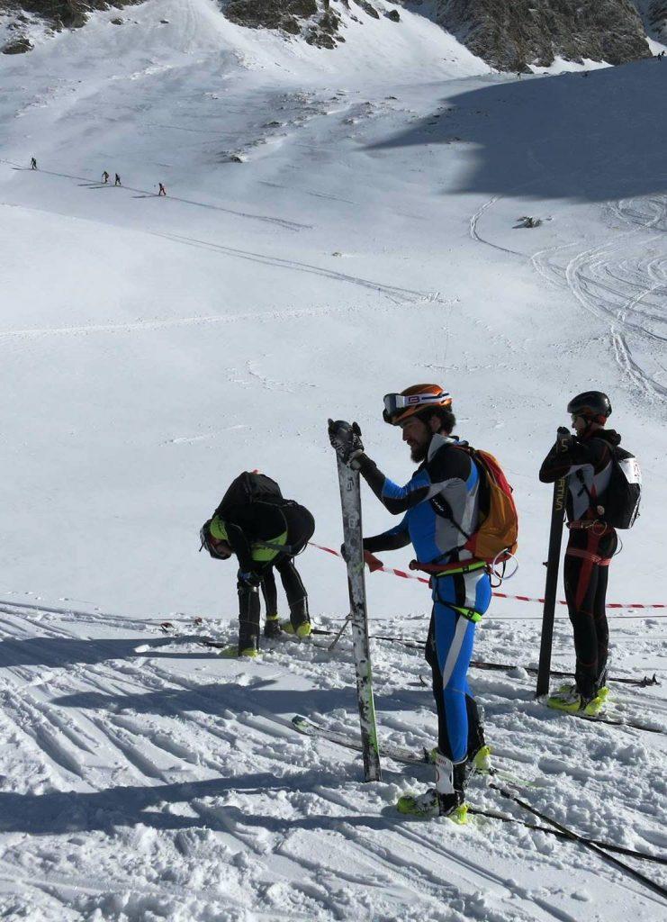 Ski in Fagaras