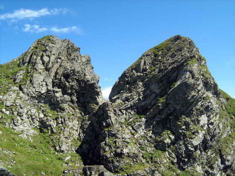 Vartopel ridge